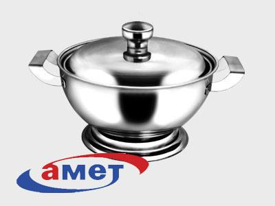 Stainless steel cookware Amet, Asha
